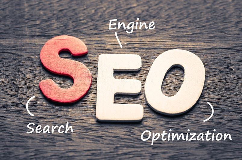 SEO Suchmaschinenotimierung Search Engine Optimization mit boerde-design